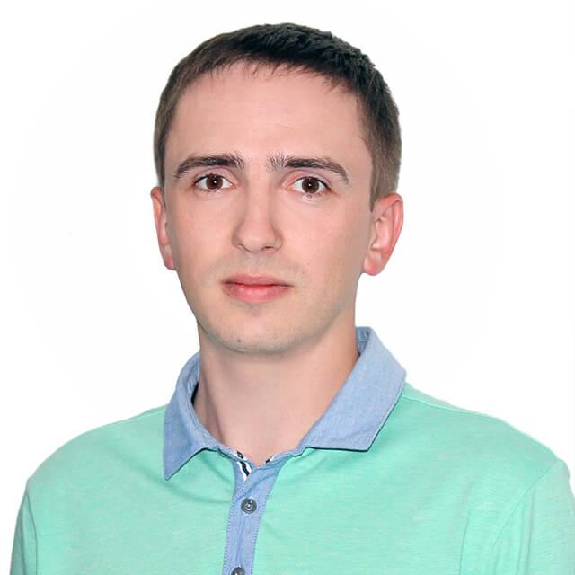 Стахов Володимир Володимирович